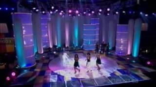 Melodifestivalen 2003 - Afro - Dite - Aqua Playa