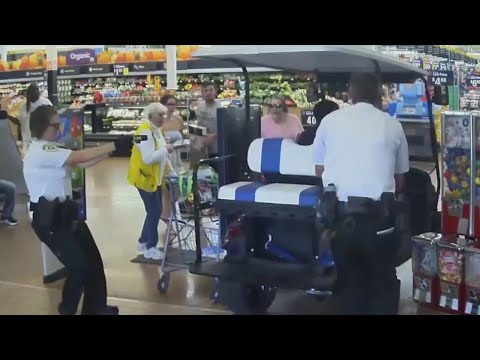 Deuce - Florida Man Drives Golf Cart In A Riverview Walmart