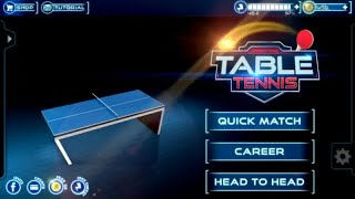 Table Tennis 3D Live Ping Pong Gameplay Android/Ios [Droid Nation]