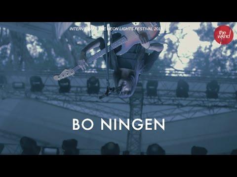 Bo Ningen   Interview (for Neon Lights Festival, Singapore)