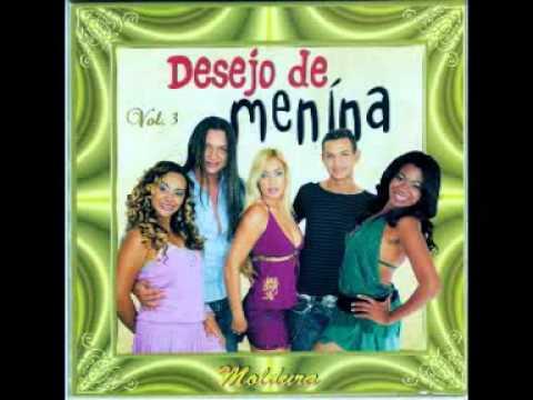 Desejo de Menina CD 03 - Moldura (Completo)