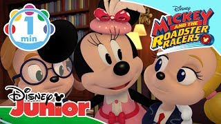 Mickey And The Roadster Racers | 'Step Outside Your Door' Music Video 🎶| Disney Junior UK