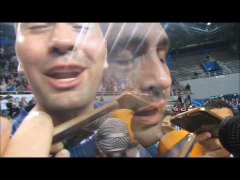 Un final de película: el retiro de Leonardo Gutiérrez