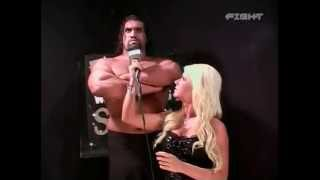 Ray Gordy & Damian Steel vs The Great Khali - Deep South Wrestling DSW (ULTRA RARE) - 06.08.2006