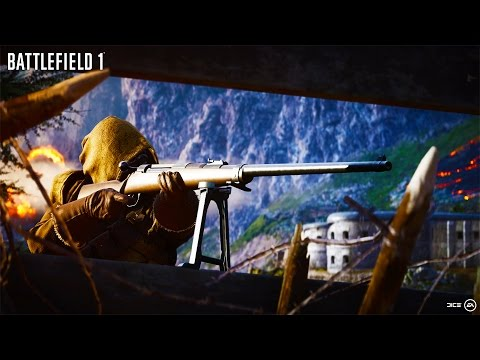BATTLEFIELD 1 MILITARY INTELLIGENCE - BATTLEFIELD MULTIPLAYER GAMEPLAY BF1 Multiplayer Gameplay