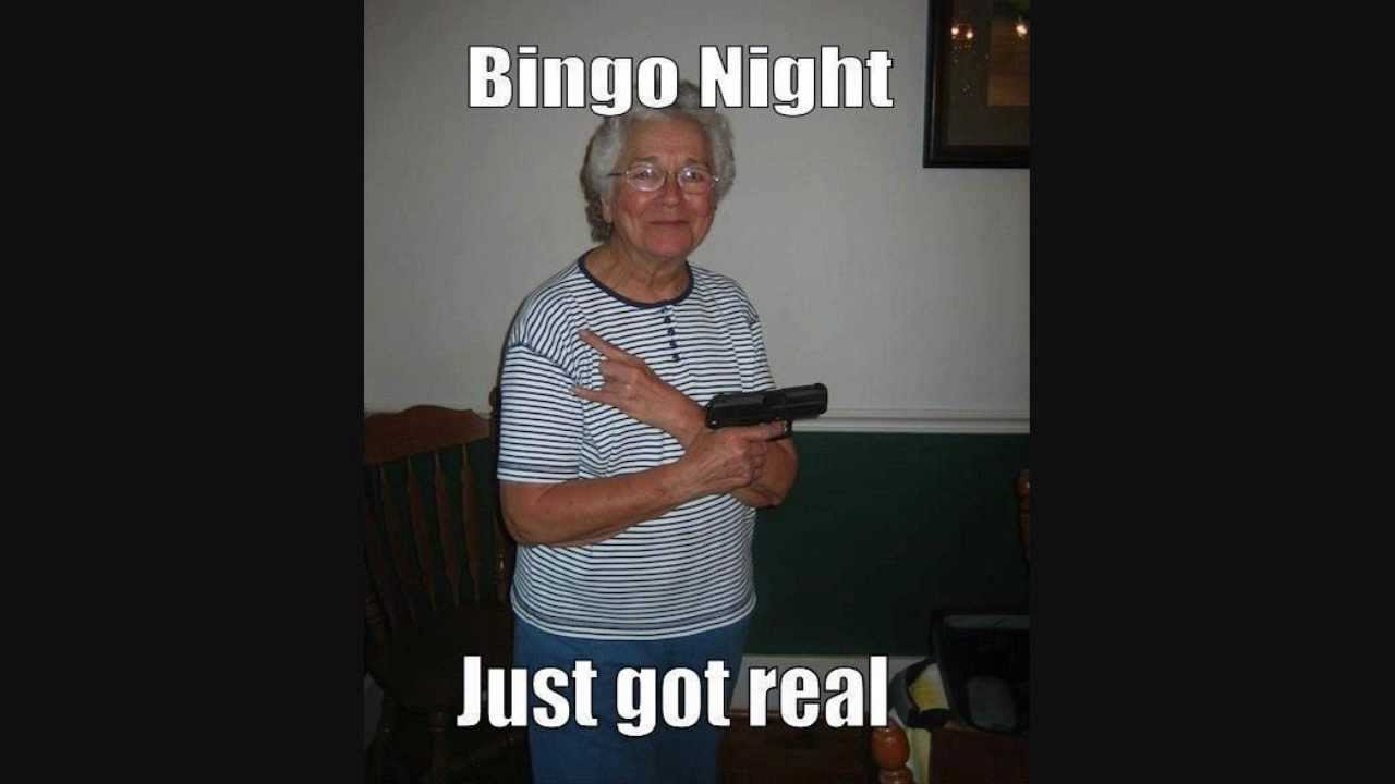 Bingo Night Funny Pictures 90 Youtube