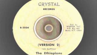 The Ethiopians - No Baptism extended with version 2 - crystal records reggae roots