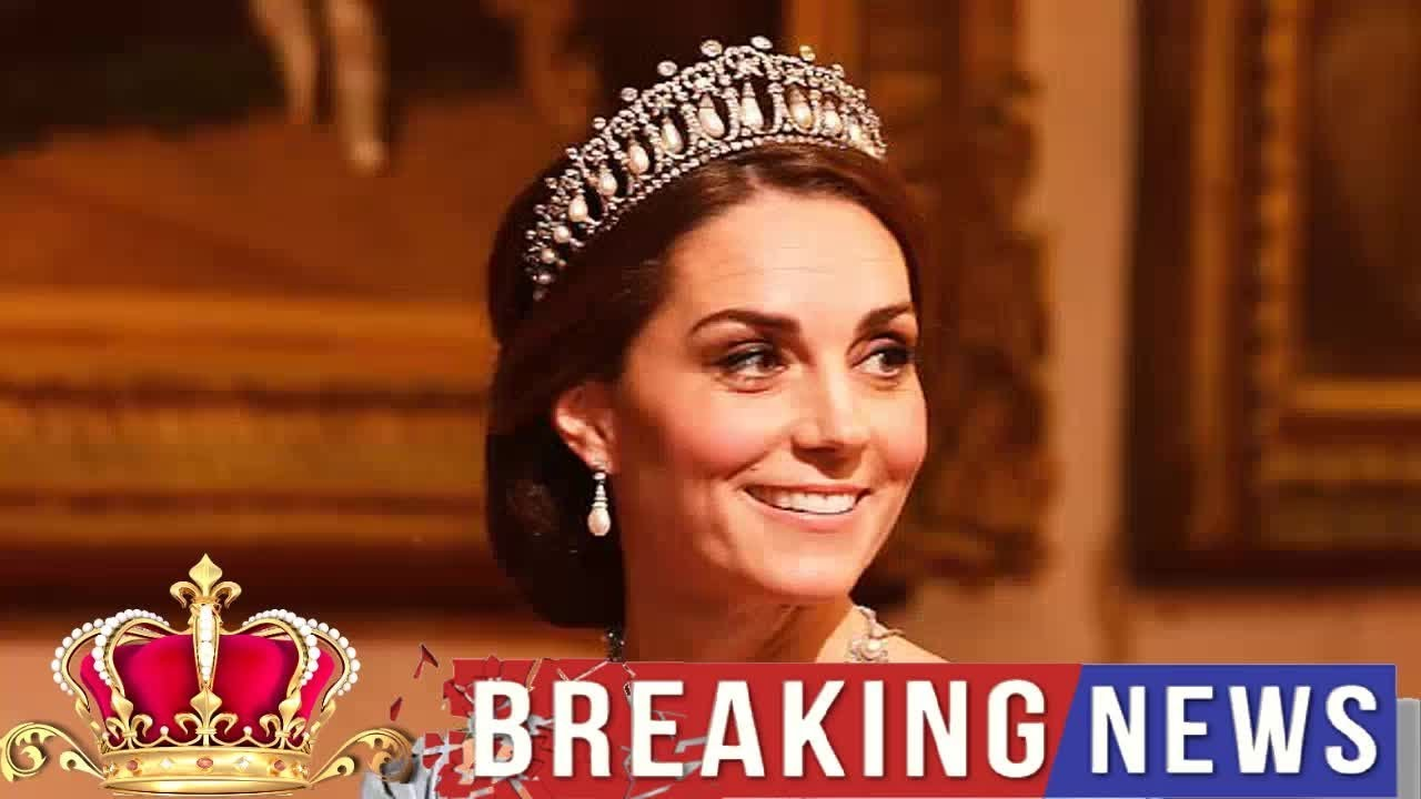 Queen Royal -  Why was Kate Middleton not wearing a sash at the state banquet?