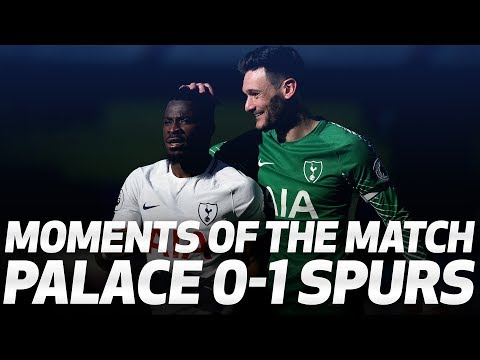 MOMENTS OF THE MATCH   Crystal Palace 0-1 Spurs Mp3