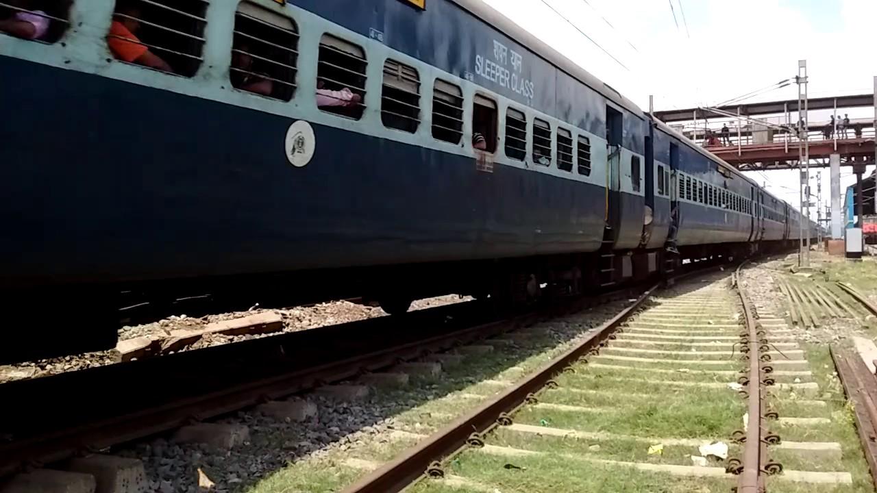 15667 Gandhidham - Kamakhya Express skipping Danapur.