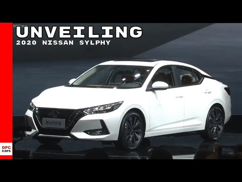 2020 Nissan Sylphy Sentra Unveiling At Auto Shanghai Youtube