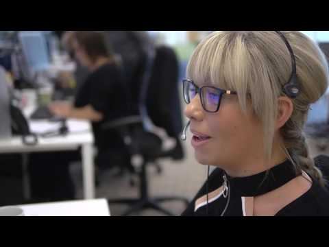 Find out what its like to be a Service Desk Advisor here at Vodafone