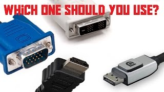 Video VGA vs DVI vs HDMI vs DisplayPort (AKIO TV) download MP3, 3GP, MP4, WEBM, AVI, FLV Juni 2018