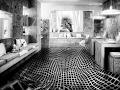Наливные 3D полы в ванной комнате. Технология монтажа
