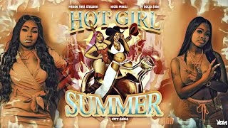 Megan Thee Stallion - Hot Girl Summer ft. City Girls & Nicki Minaj [MASHUP]