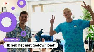 Stefan de Vries over frikandellen, beroemd zijn en Kaasje