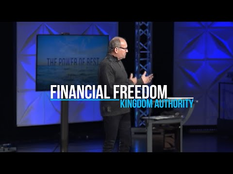 Financial Freedom - Kingdom Authority | Gary Keesee