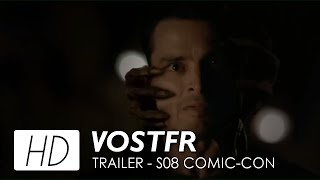 The Vampire Diaries Saison 8 Comic-Con Trailer VOSTFR - Rencontrez le Mal [HD]