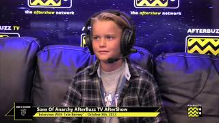 Sons of Anarchy After Show Season 6 Interview with Tate Berney | AfterBuzz TV