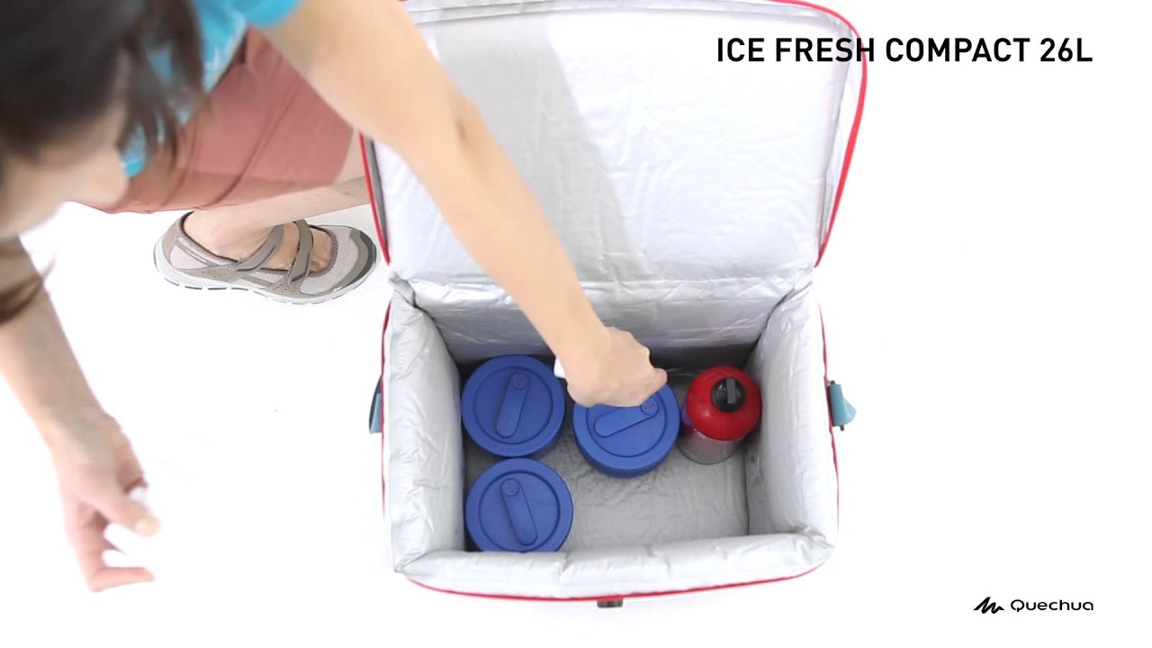 Ikea Bags Quechua Arpenaz Ice Fresh Compact Coolbox Youtube