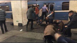Взрыв в метро Санкт-Петербурга. Кто стоит за терактами?