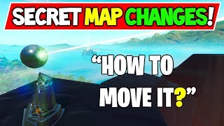 *NEW* FORTNITE SECRET EVENT Explained - How to Move The Lazer Beams in Fortnite? (Rune 2 EVENT)