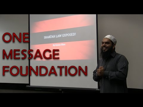 Shari'ah Law Exposed: What is the Truth?