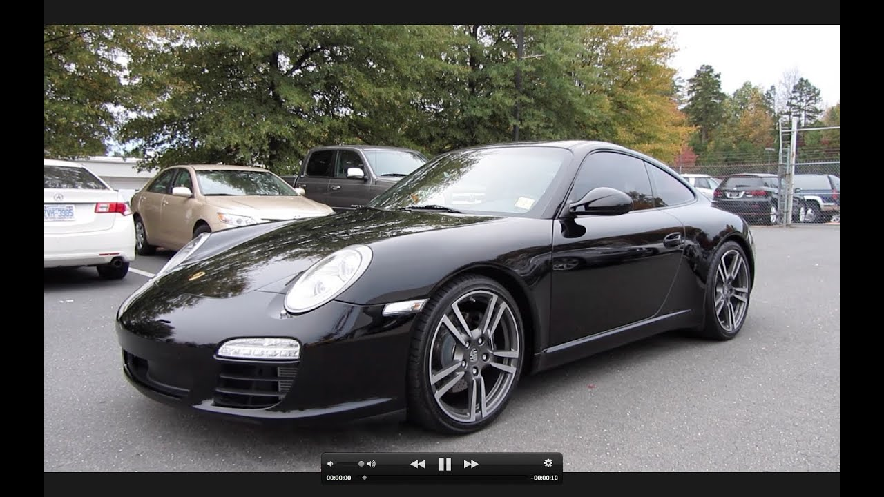 2012 porsche 911 black edition start up exhaust and in depth tour 339 of 1911 youtube. Black Bedroom Furniture Sets. Home Design Ideas