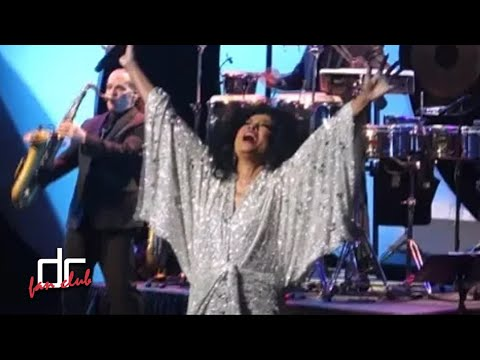 Diana Ross  Ain´t No Mountain High Enough Live 2018