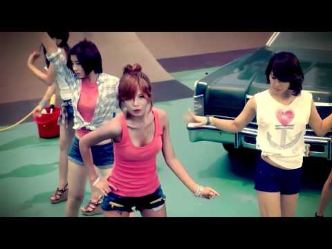 MV 1080p 4Minute 포미닛 - FREESTYLE 프리스타일