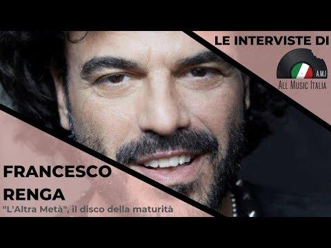 Francesco Renga Intervista L'Altra Metà