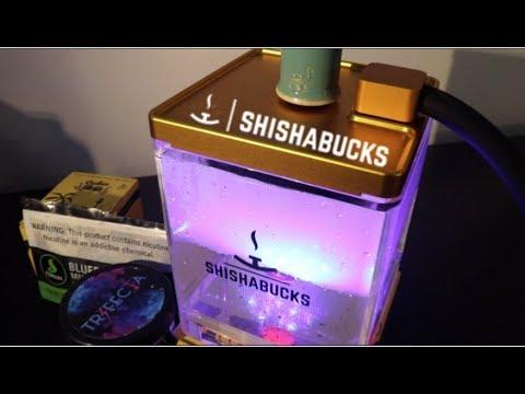 Shishabucks Cloud | Micro Hookah Review