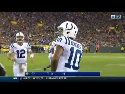 Andrew Luck Perfectly Executes TD Drive Before Halftime! | Colts vs. Packers | NFL