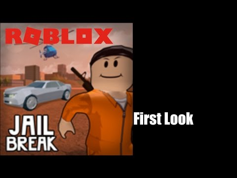 Roblox: Jailbreak Beta: First look and Bank Robbery