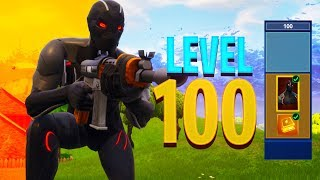 ALL Season 4 Battle Pass Rewards (MAX LEVEL 100!) - Fortnite: Battle Royale