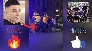 RONDO SOSA: NUOVA RISSA DOVE LA GANG DI ZONA 7 VENDICA LUI E GAIA BIANCHI PER L'AGGRESSIONE SUBITA!!