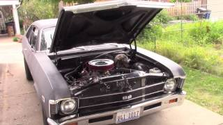 Thoughts on Daily Driving an Old Classic Muscle Car
