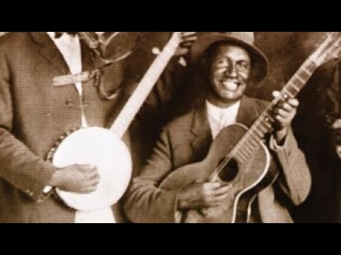 'Last Chance Blues' GUS CANNON (1929) Banjo Blues Legend
