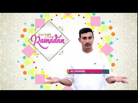 Berkah Cinta Ramadan Bersama Ali Syakieb