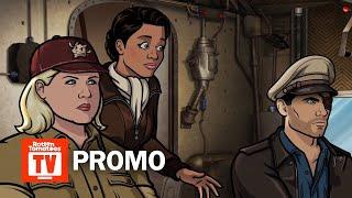 Archer: Danger Island Season 9 Promo | Crash | Rotten Tomatoes TV