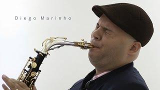 Deus é Deus (Diego Marinho sax cover)