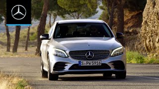 Mercedes-Benz C-Class (2019): Driving & Engines | Presented by MrJWW
