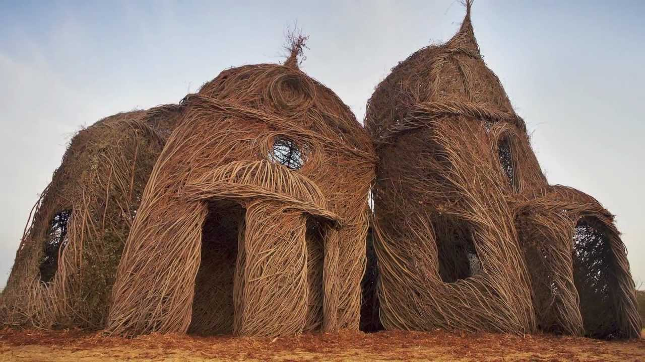 """House made out of Sticks on KSMQ's """"Off 90"""" - YouTube House Made Of Sticks Cartoon"""