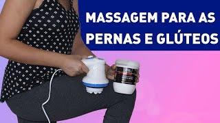Massagem Modeladora para Pernas e Gluteos com Pimenta Negra - Beleza 10