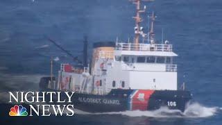 Coast Guard Denied Pay, Some Turn To Food Banks Amid Shutdown | NBC Nightly News