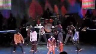 JabbaWockeeZ - Jackson 5 Tribute