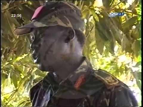 Struggle Days of President Salva Kiir أيام نضال الرئيس سلفا كير