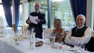 Best man wedding speech Scotland. Glasweginan Style