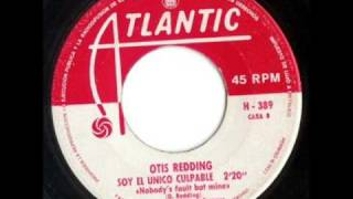 Watch Otis Redding Nobodys Fault But Mine video
