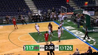 Jabari Bird (32 points) Game Highlights vs. Wisconsin Herd